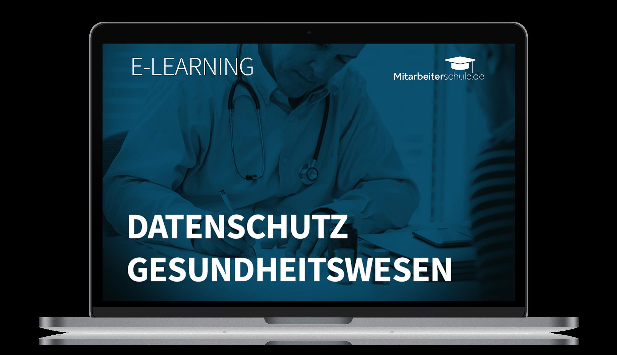 Datenschutz-Gesundheitswesen-Kurs