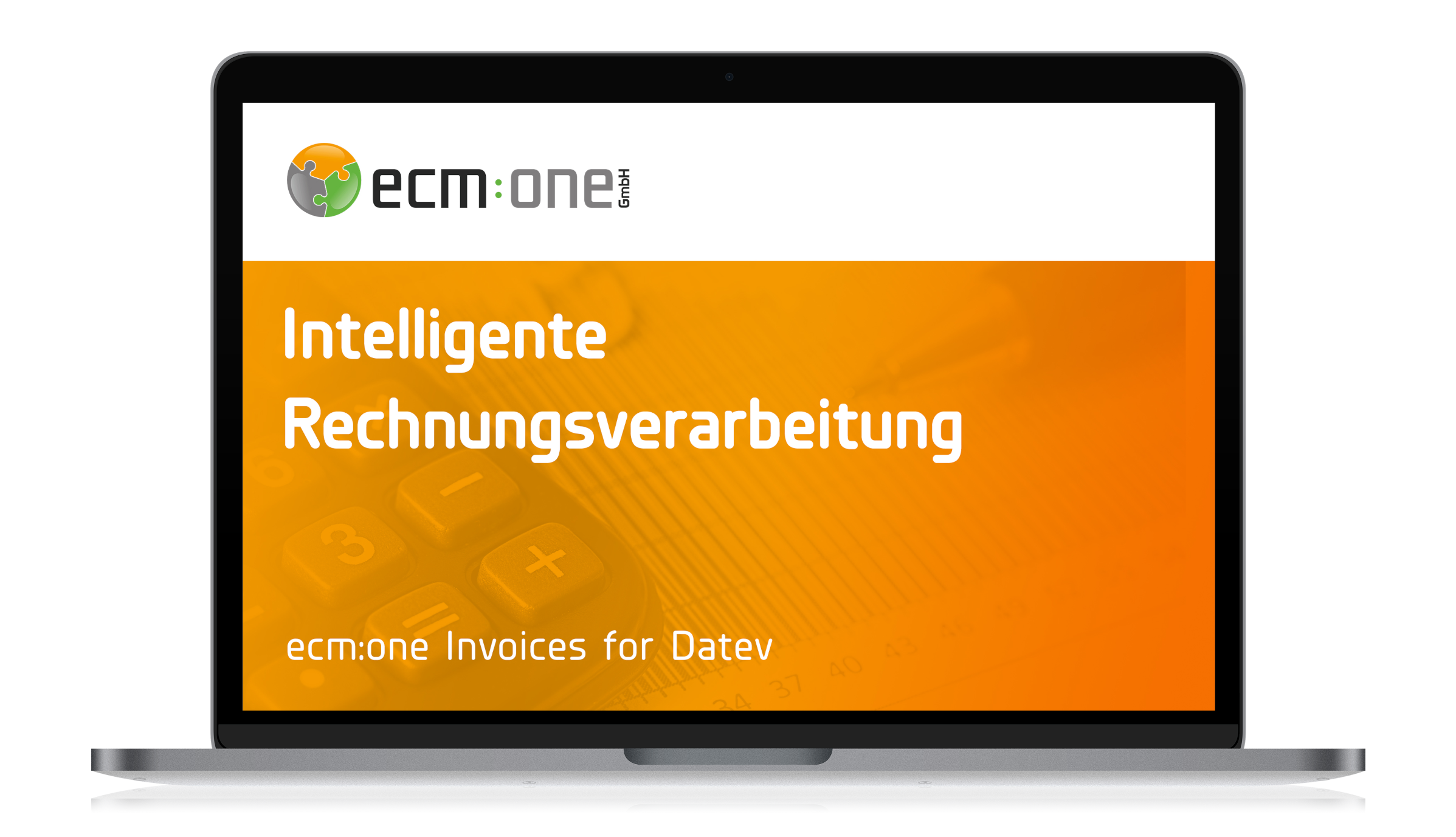 ecm:one Invoices for DATEV