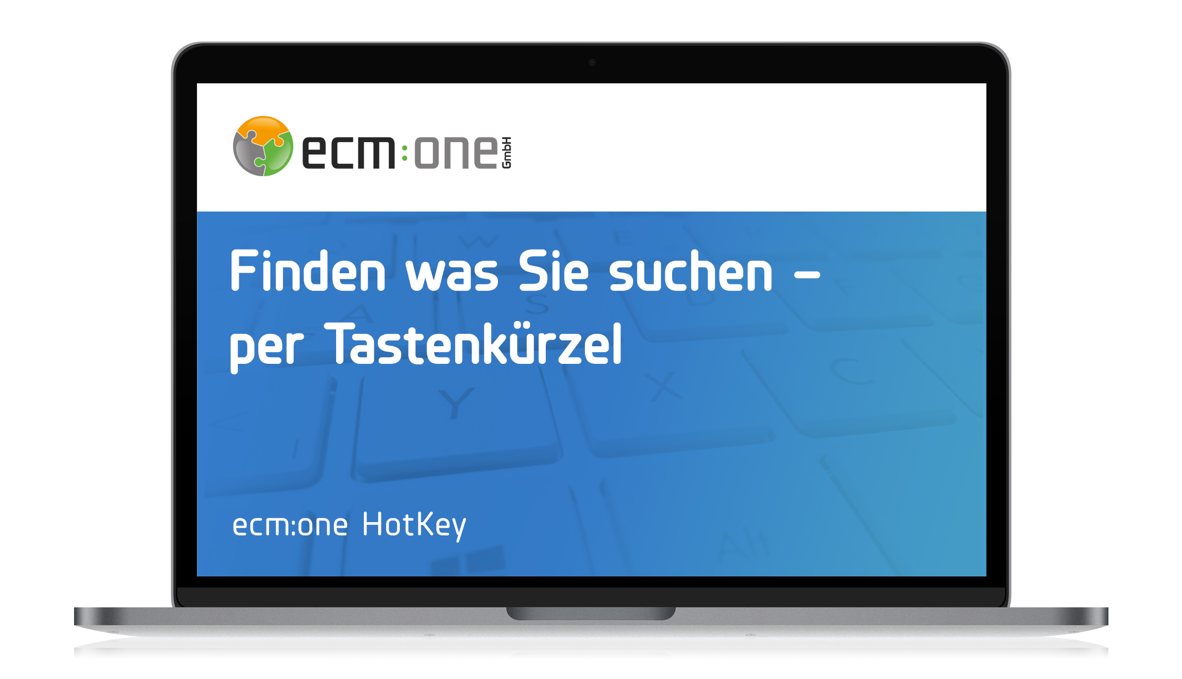 ecm:one HotKey