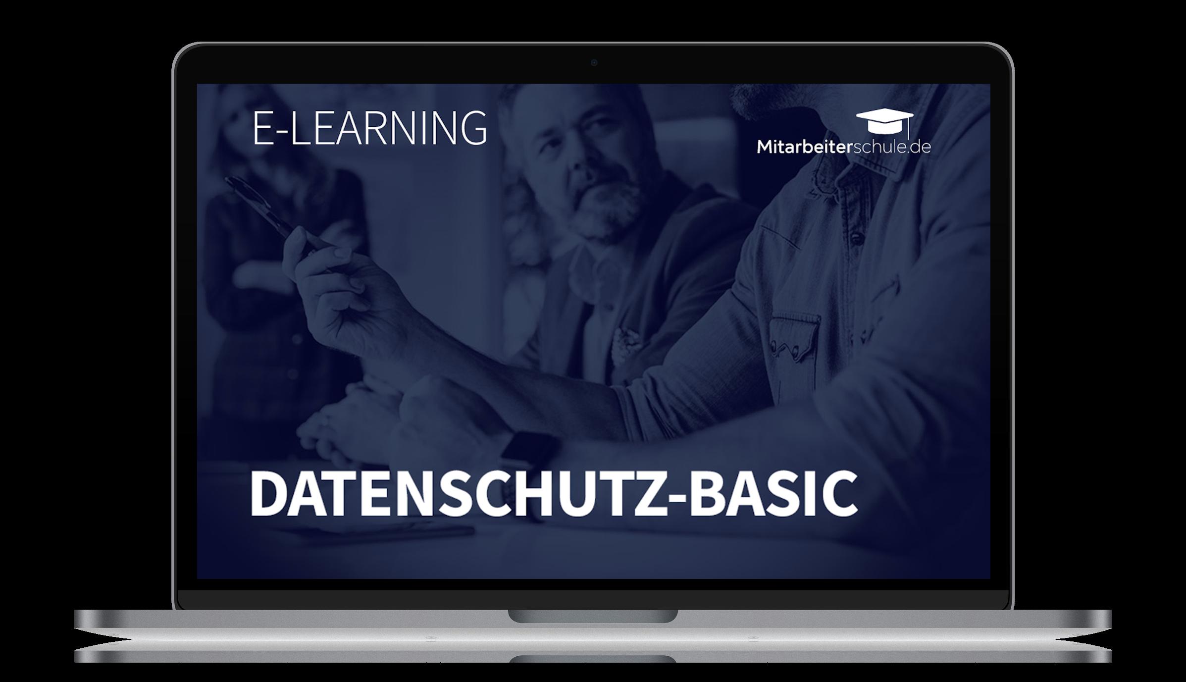 Datenschutz-Basic-Schulung