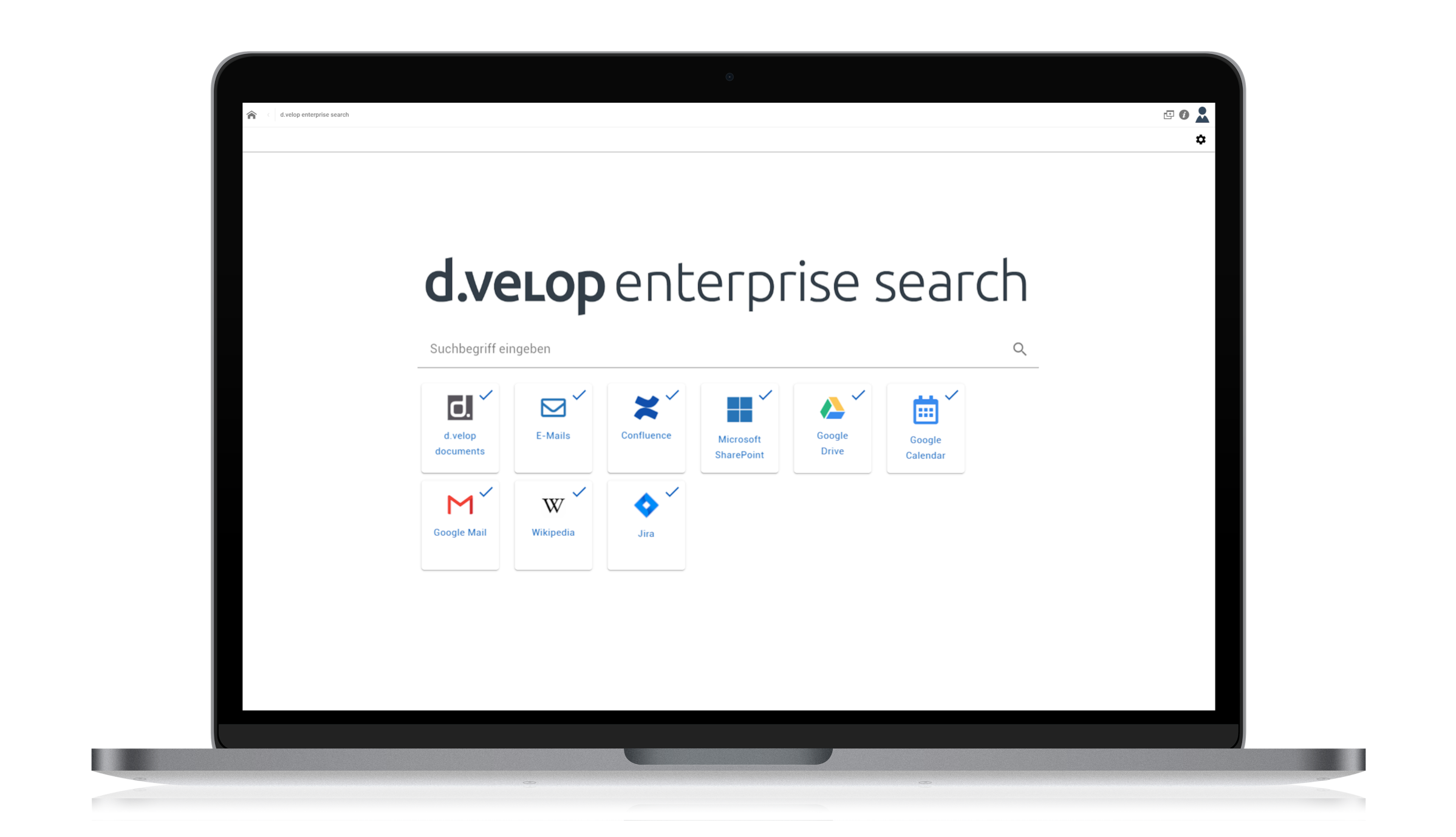 d.velop enterprise search